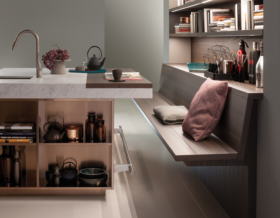 Tavolo Panche Per Cucina.Exclusive Elements Products Arclinea