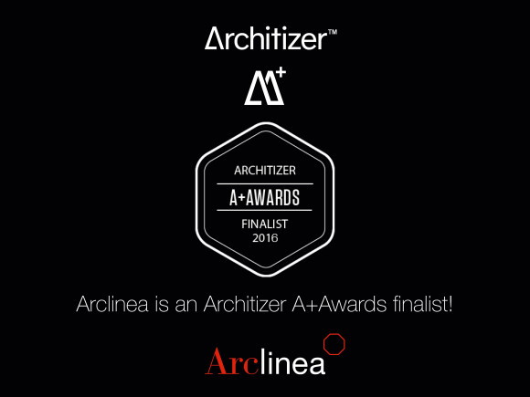 Arclinea is an Architizer A+Awards finalist!
