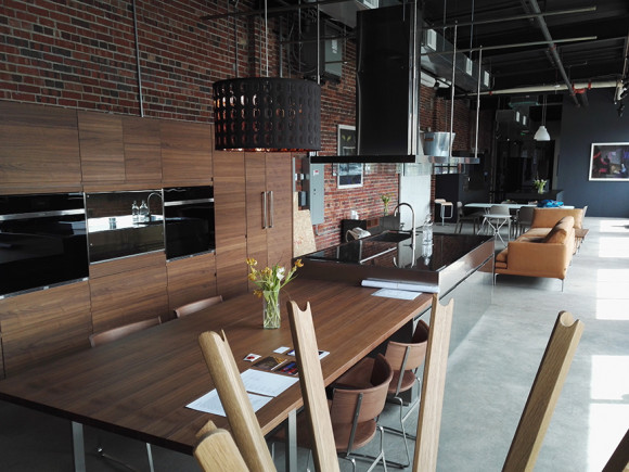 THE NEW ARCLINEA@ RIFUGIO MODERN STORE IN DENVER