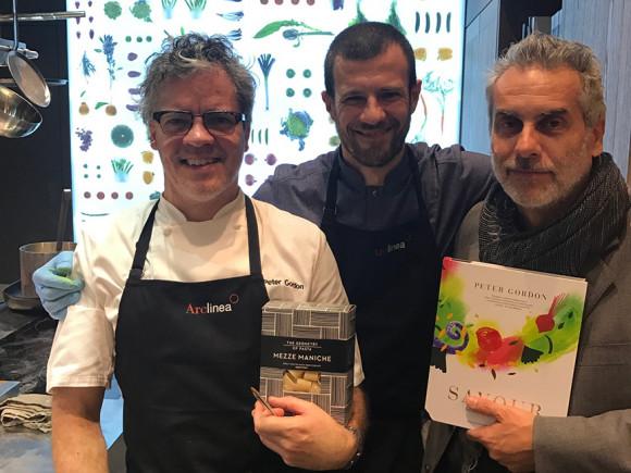 """La cultura del design incontra la cultura del cibo"""