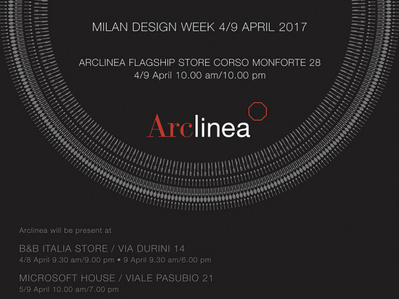 Arclinea Milan Design Week 2017