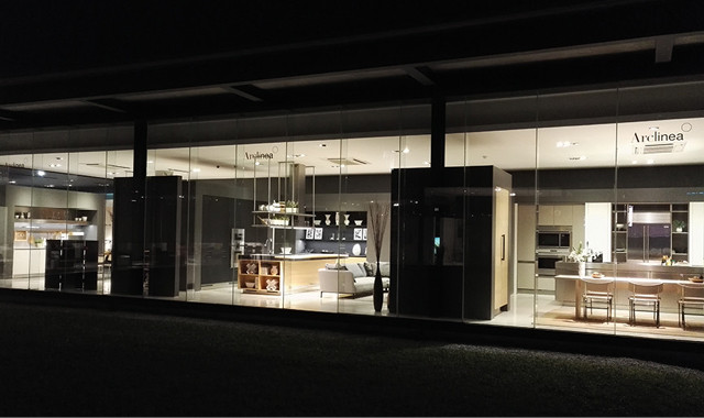 Arclinea 'new look' in Bangkok