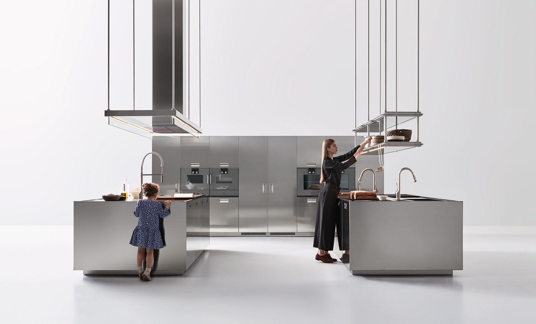 LA PROFESSIONALITÀ IN CUCINA, Design Concept - Arclinea