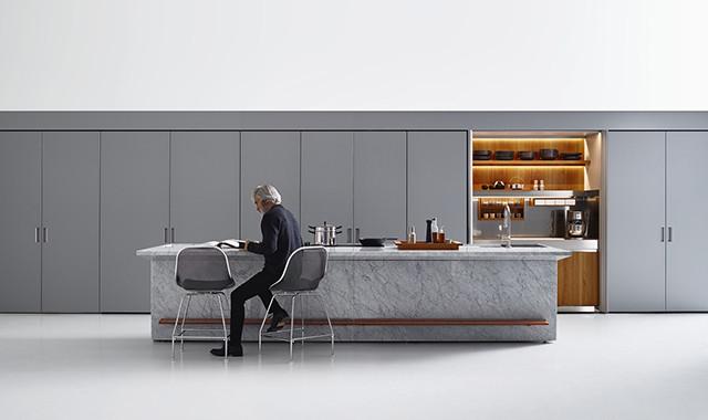 Kuchen Design Concept Arclinea