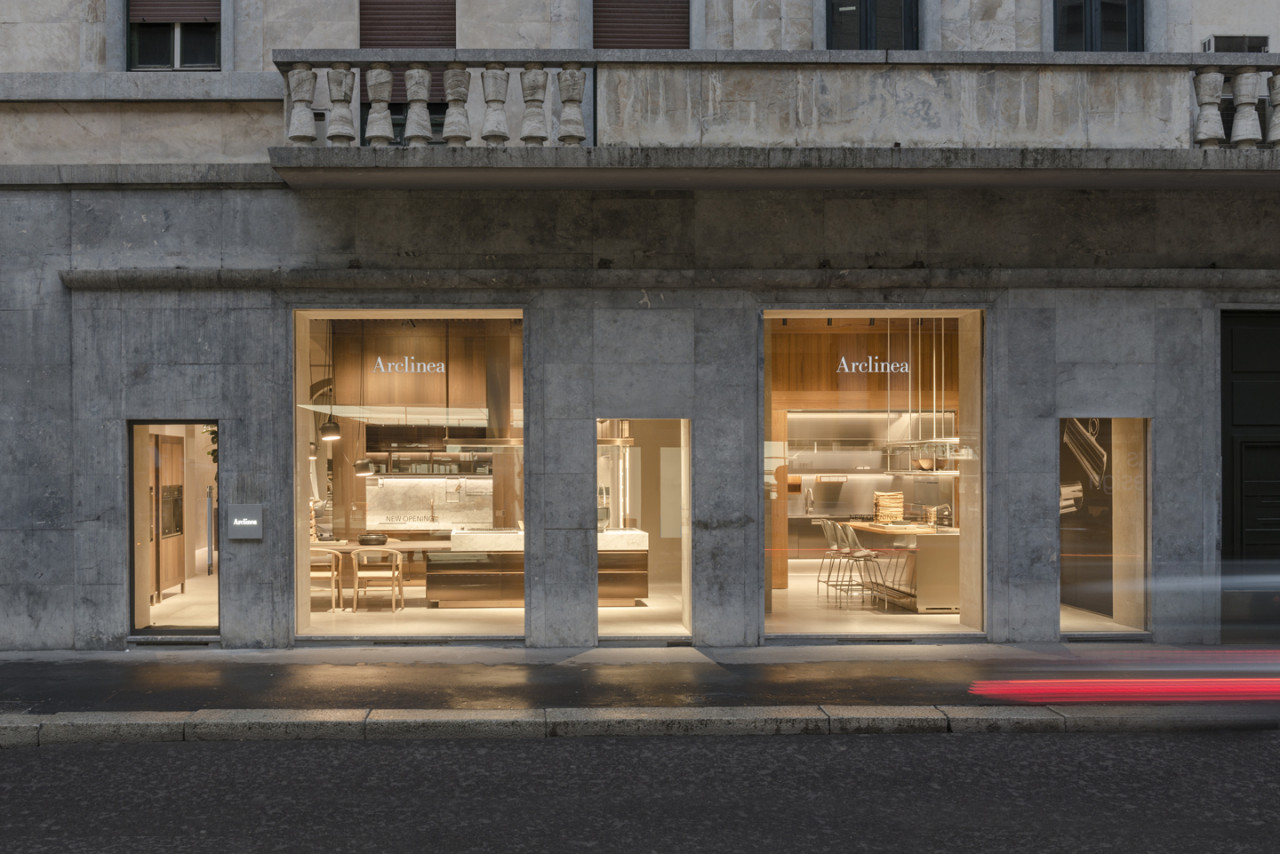 arclinea flagship store via durini 7 milano events