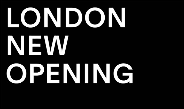 London new opening