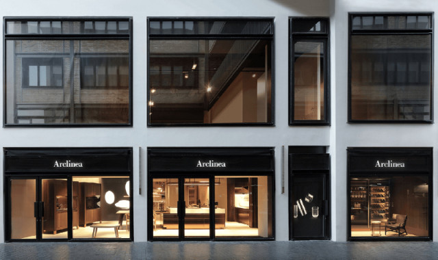 Arclinea Flagship Store - 53 Rue De Grenelle – Beaupassage, Paris