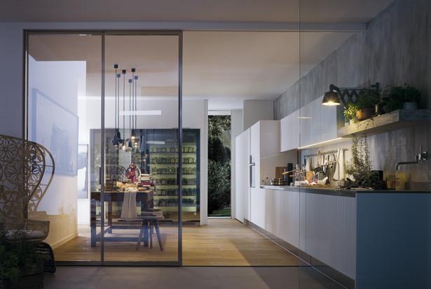 YOO Residence, Hong Kong, China, Project Division - Arclinea