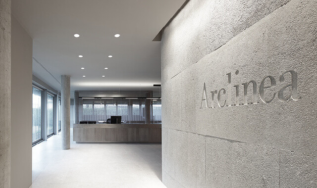 NEW ARCLINEA HEADQUARTER
