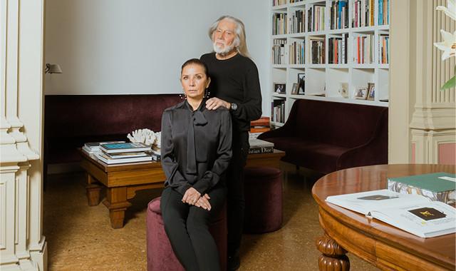 Arclinea At Home: Fabrizio e Carla Plessi