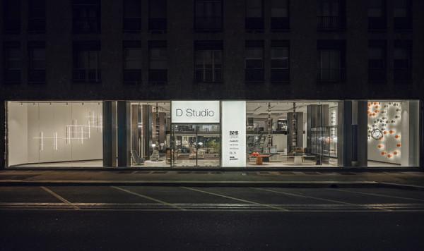 D Studio Milano, New Opening, via Durini 14