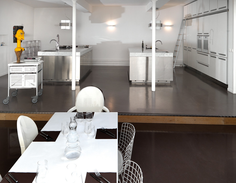 Atelier \'Parole in cucina\', Design Cooking School - Arclinea