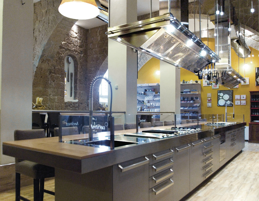 Boscolo Etoile Academy Design Cooking School Arclinea