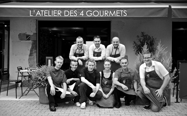 L'Atelier des 4 Gourmets